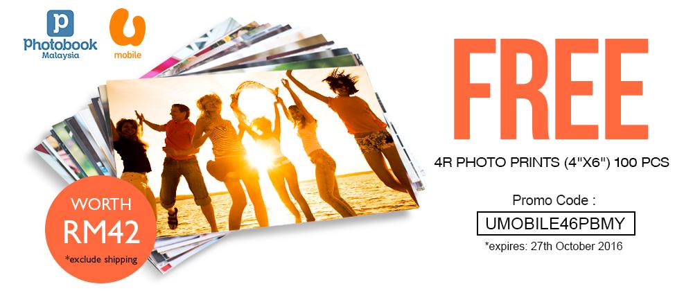 u mobile 16 photobook malaysia